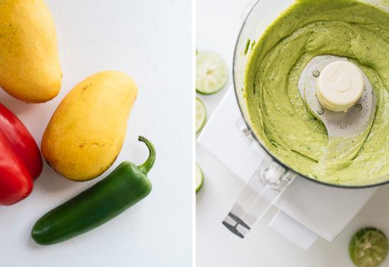 mango-spring-roll-ingredients