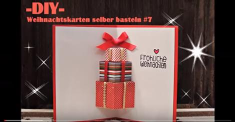 【設計】聖誕節卡片怎麼做?教你做7種超可愛聖誕賀卡~